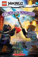 Attack of the Nindroids (LEGO Ninjago: Reader) Book