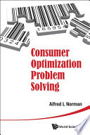 Consumer Optimization Problem Solving