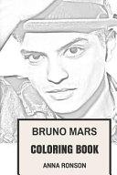 Bruno Mars Coloring Book