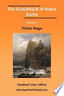 Hunchback of Notre Dame Volume I EasyRea