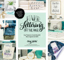 Hand Lettering Off the Page Book PDF