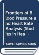 Frontiers of Blood Pressure and Heart Rate Analysis Pdf/ePub eBook