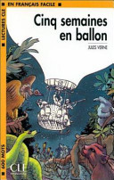 illustration Cinq semaines en ballon