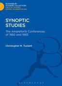 download ebook synoptic studies pdf epub