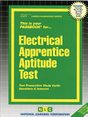 Electrical Apprentice Aptitude Test