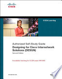 Designing for Cisco Internetwork Solutions  DESGN   Authorized CCDA Self Study Guide   Exam 640 863