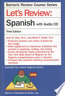 Let s Review Spanish