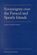 Sovereignty Over the Paracel and Spratley Islands