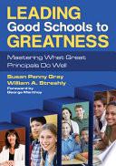 Leading Good Schools to Greatness