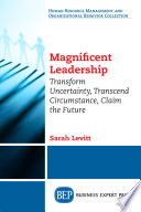 Book Magnificent Leadership