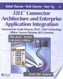 J2EE Connector Architecture and Enterprise Application Integration