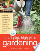 Small plot  High yield Gardening