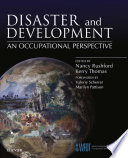 Disaster and Development  an Occupational Perspective