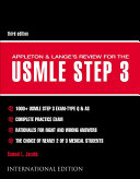 Appleton   Lange s Review for the USMLE Step 3