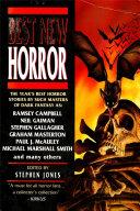 The Best New Horror 7