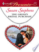 The Greek s Bridal Purchase