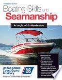 Boating Skills and Seamanship  14th Edition