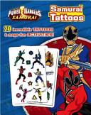 Power Rangers Tattoo Book
