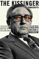 Book The Kissinger Transcripts