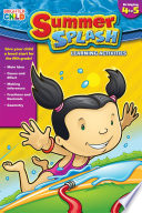 Summer Splash Learning Activities  Grades 4   5