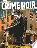 Drawing Crime Noir