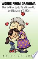 Words From Grandma