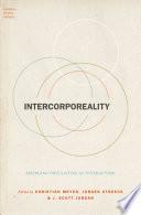 Intercorporeality book