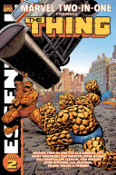 Essential Marvel Two-in-One - : martial-arts madness: benjamin j grimm can handle it...