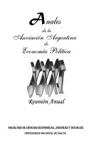 Anales de la Asociación Argentina de Economía Politíca