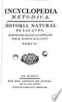 Encyclopedia Met  dica  historia natural de las aves  2