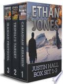 Justin Hall Spy Thriller Series Books 1 3
