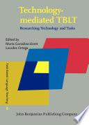 Technology mediated TBLT