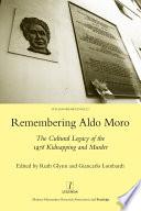 Remembering Aldo Moro