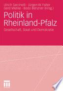 Politik in Rheinland Pfalz