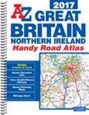 Great Britain Handy Road Atlas 2017