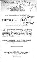 Book Statuts de la province du Canada