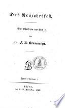 Festbüchlein