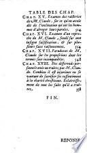 R  ponse g  n  rale au nouveau livre de M  Claude  contre la perp  tuit   de la foi
