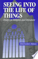 Seeing Into the Life of Things