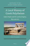 A Local History of Greek Polytheism
