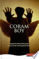 Coram Boy   Heinemann Plays For 11 14