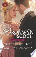 A Marriage Deal With The Viscount