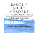 Basque sheep herders of the American West