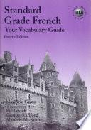 Standard Grade French Vocabulary