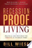 Recession Proof Living
