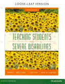 Teaching Students with Severe Disabilities with Access Code