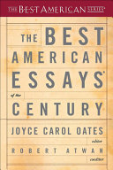 Book The Best American Essays of the Century