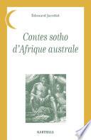 Contes sotho d'Afrique australe