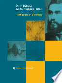 100 Years of Virology Delft And Friedrich Loeffler On Riems Island Discovered