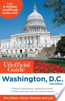 The Unofficial Guide to Washington  D C